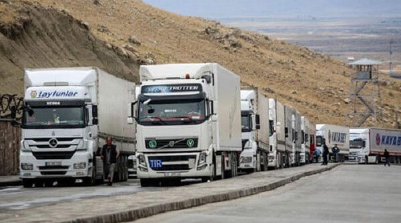 افزایش صادرات کالا از گمرک بازرگان