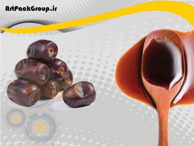 خط تولید شیره خرما - گروه صنعتی آرت پک