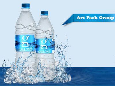 خط تولید آب معدنی و آشامیدنی - گروه صنعتی آرت پک