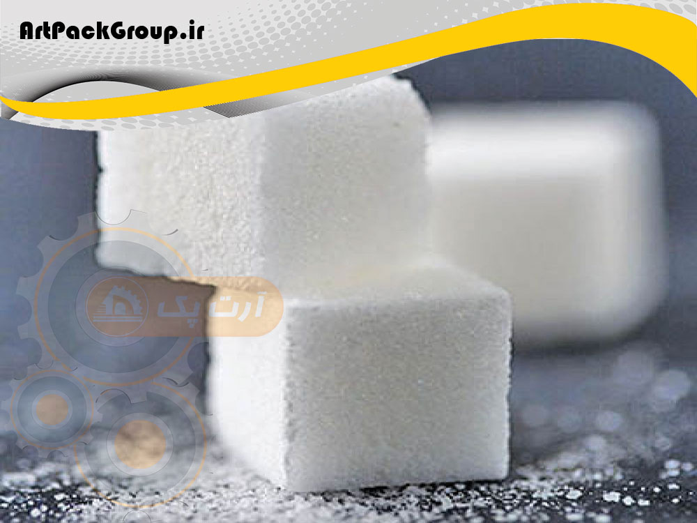 خط تولید قند - گروه صنعتی آرت پک