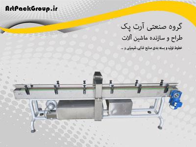 دستگاه شرینک لیبل حرارتی - گروه صنعتی آرت پک